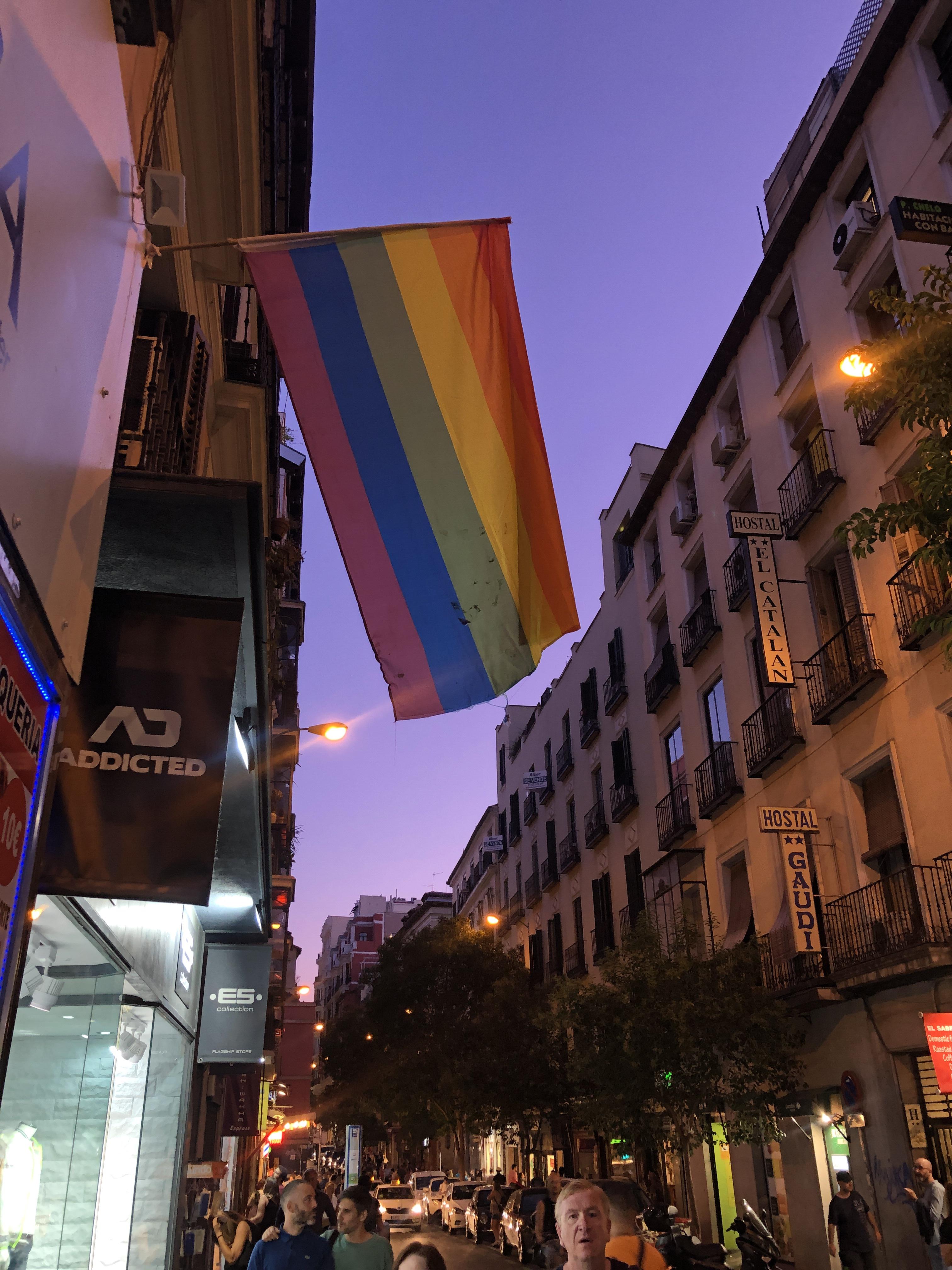 Quartier Chueca Madrid